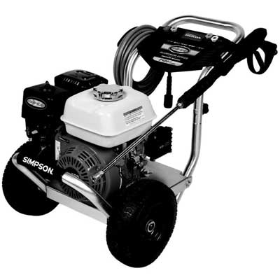Semcore II Pressure Washers, Equipment sales and rentals, Eatontown New Jersey