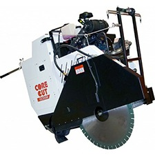 "36"" SELF-PROPELLED ROAD SAW"