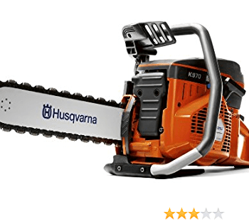 HYDRAULIC CONCRETE CHAINSAW