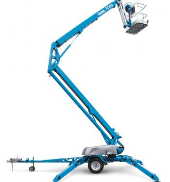 PERSONNEL LIFT 50' BOOM TRAILER